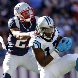 FG Gives Panthers Win over Patriots, Defense Historically Bad