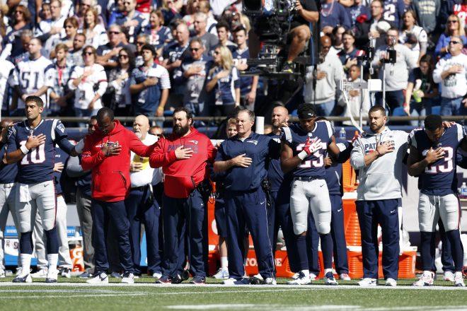 Patriots Week 4 Report Card, Home Loss to Carolina