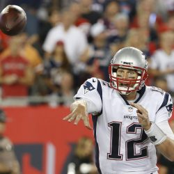Patriots Win Ugly on the Road in Tampa Bay 19-14
