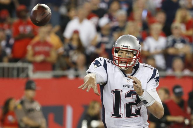 Surprising Stat For Brady Has Seen Significant Improvement