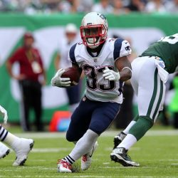 Dion Lewis Named AFC Offensive Player Of The Week