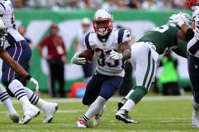 Dion Lewis Shines in Victory Over Jets