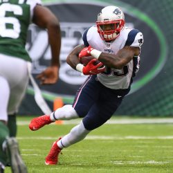Short-Yardage Remains a Work In Progress For Gillislee