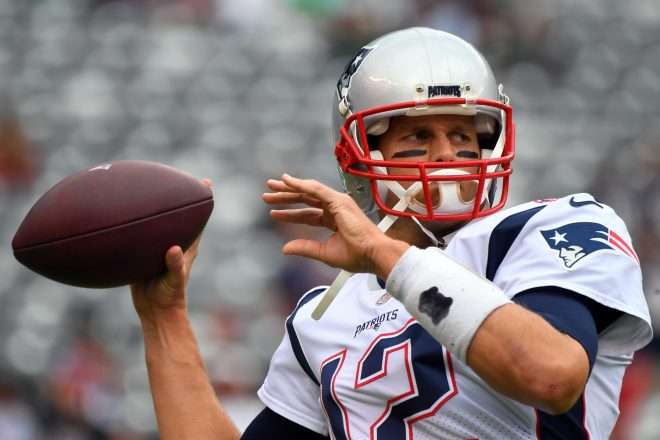 No Reason For Concern With Brady's Achilles Injury