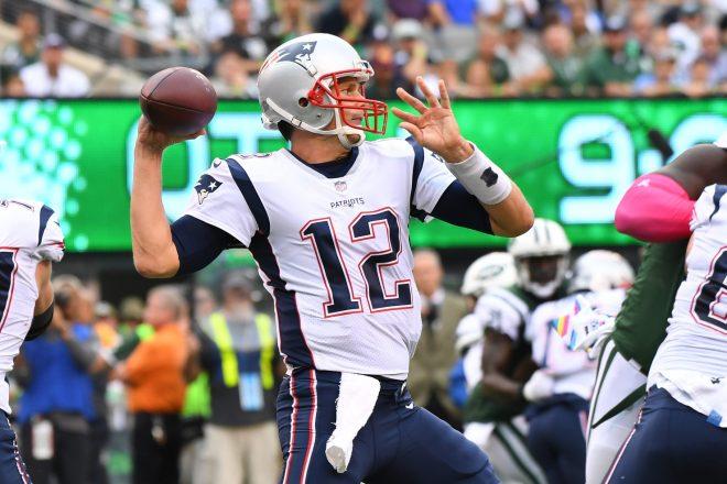 Patriots Mid-season Report Card: Still a Work in Progress But Trending Up