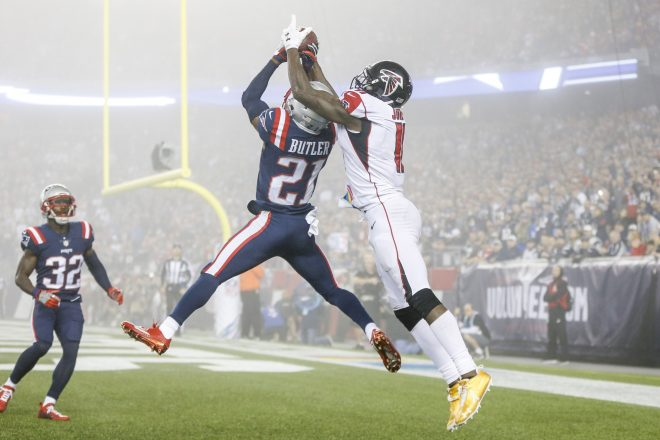 Unlike the Falcons, The Patriots Know How To Close Opponents Out