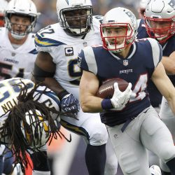 Players To Watch Patriots Take on the Texans in Regular Season Opener