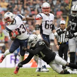 Patriots  Week 11 Report Card, Fiesta in Mexico, Pats Blow Out Raiders