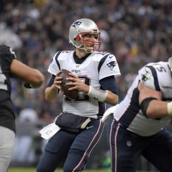Brady, Patriots Defense Shine in Blowout of Raiders in Mexico City