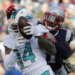 The Defense Never Rests in New England, But They're Improving Every Week