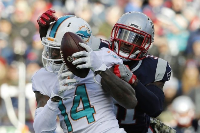 Six Up/Four Down In Patriots Win Over Miami