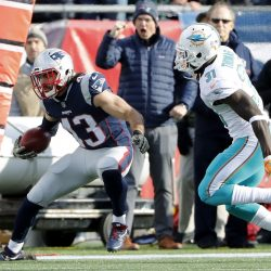 """PHOTO: Nate Ebner """"Glad To Be Back"""" With Patriots"""
