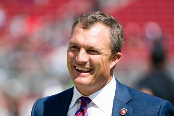 ICYMI: 49ers GM John Lynch Tried To Trade For Tom Brady