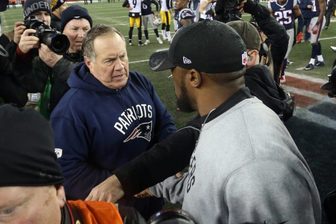 Steelers Tomlin Fired Up For Patriots Showdown