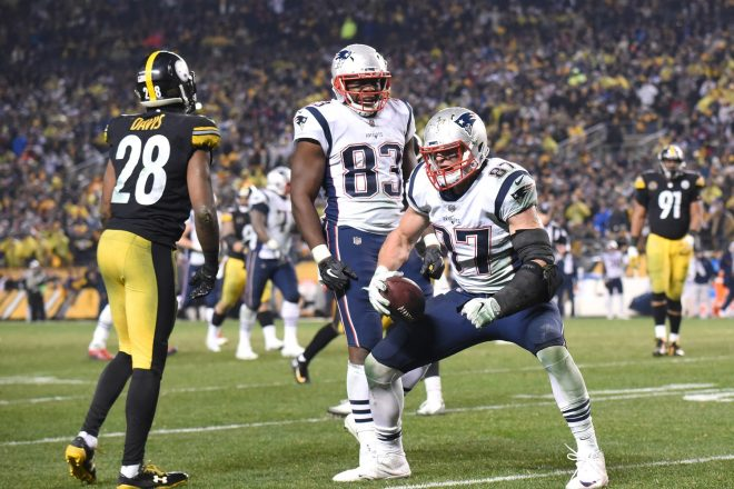 Gronkowski Was Definitely a Once in a Lifetime Player