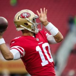 Garoppolo Wins First Start As 49rs QB Against Bears on Sunday