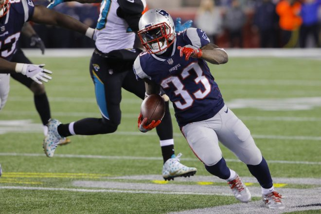 NEWS: Former Patriots RB Dion Lewis Retiring From The NFL