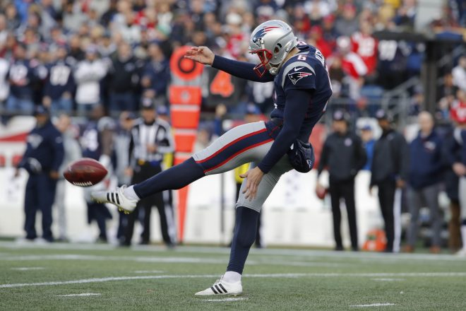 Today in Patriots History: Tim Goad