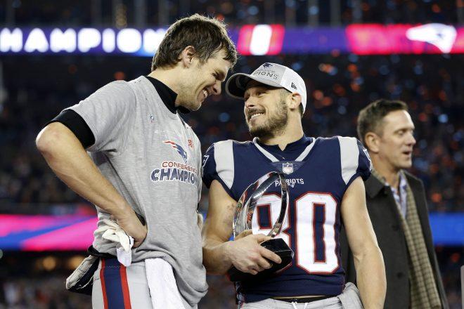 Brady, Amendola Lead Patriots to the Super Bowl in 24-20 Win Over Jax