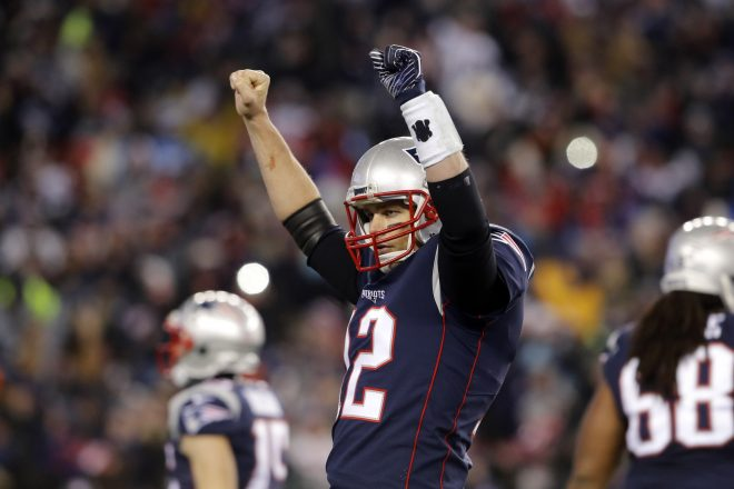 Tom Brady Shares Epic Hype Video On Eve Of AFC Championsip