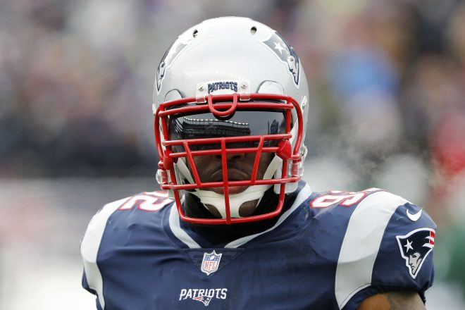 """ICYMI: Julian Edelman Shows Support For James Harrison in """"Teammate Tuesday"""" Posting"""