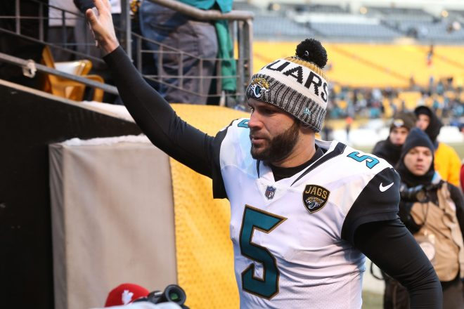 AFC Championship Game Will Be New England – Jacksonville