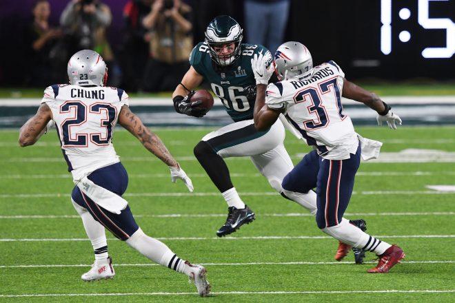 Eagles Fans Troll Patriots With Foxborough Super Bowl Billboard