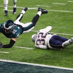 Offense Anyone? Foles, Eagles Hold Off Brady, Patriots 41-33 in SB LII