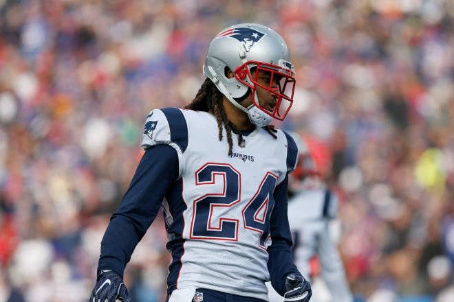 Stephon Gilmore Shares More Workout Photos, Quotes Ty Law In Latest Instagram Post