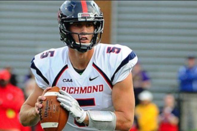 New England Patriots Draft Profile, Kyle Lauletta, QB, Richmond