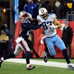 Wednesday Patriots Notebook 8/8: Decker Happy To Be A Patriot; Team Works Out a CB