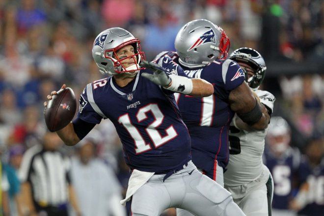 11 Things We Learned from the Patriots Win Over The Eagles