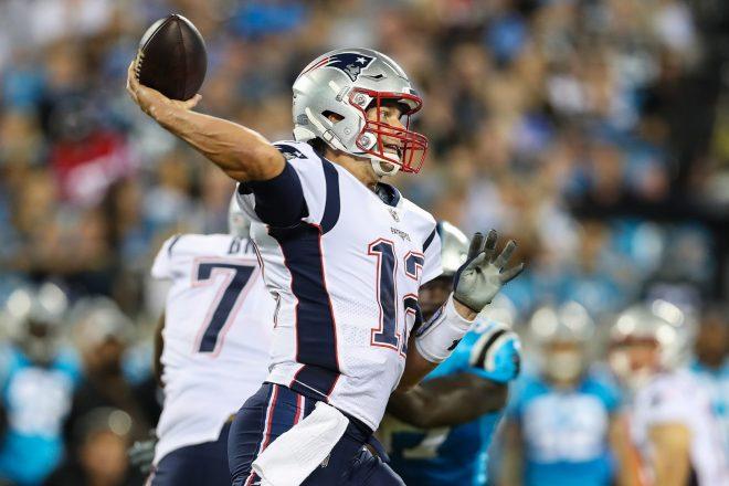 """PHOTO: Tom Brady """"One Step Closer"""""""