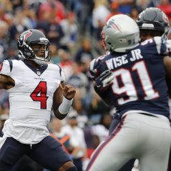 Patriots 2019 Opponents, The Texans Are a Familiar Foe
