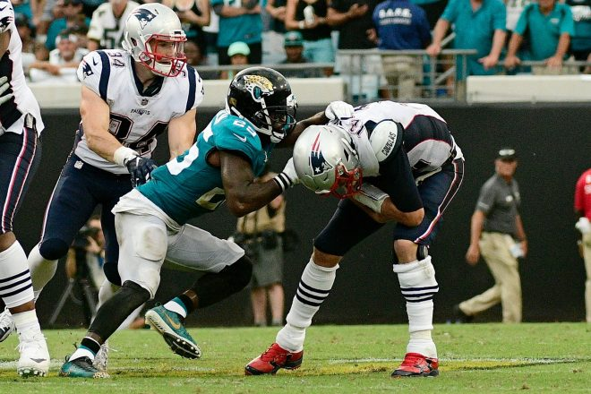 Patriots Week 2 Report Card, Jacksonville Cruises Past New England