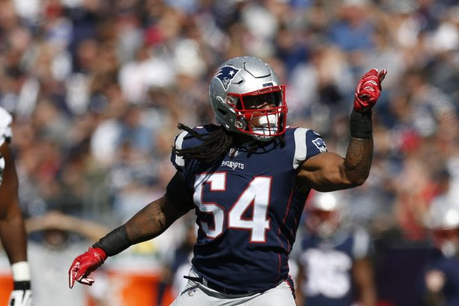 Dont'a Hightower Named AFC Special Teams Player of the Week