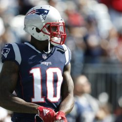 "NFL ""Conditionally Reinstates"" Patriots WR Gordon"