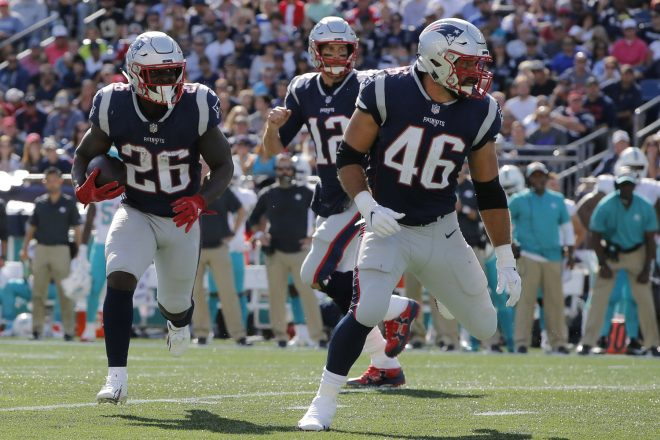 Patriots Week 4 Report Card, New England Routs Miami 38-7