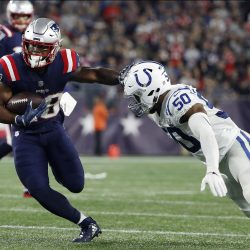 Players To Watch Patriots-Chiefs SNF Week 6
