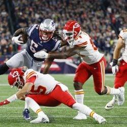 Patriots-Chiefs Week 14 Key Matchups, Who Has the Razor's Edge?