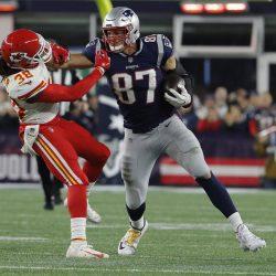 Patriots, Brady Hand KC First Loss 43-40, Three Up, Three Down