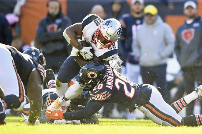 James White Flourishes In Patriots Resurgent Offense