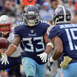 Titans Lewis Didn't Hold Back After Win, Following Up Comments By Trolling Former Team Over Twitter