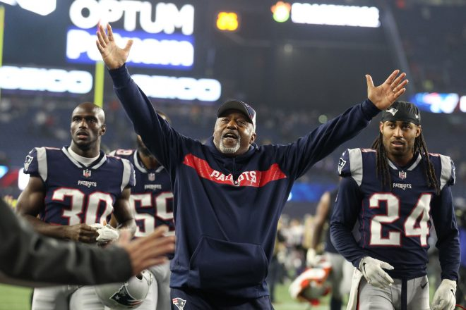 Patriots Coaching Staff Rounding into Shape and Other News