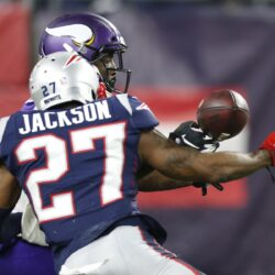 Patriots Teammates React To J.C. Jackson's Pro Bowl Snub