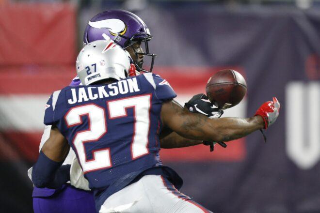 Patriots Breakout Player of 2019 – CB J.C. Jackson