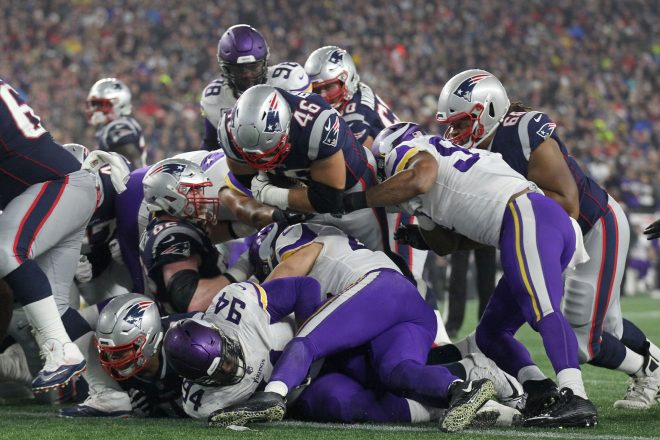 WATCH: Sights And Sounds From The Vikings vs Patriots In Week 13