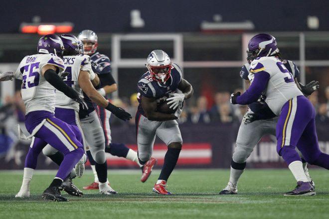 Win Over Minnesota Begins Patriots Playoff Push