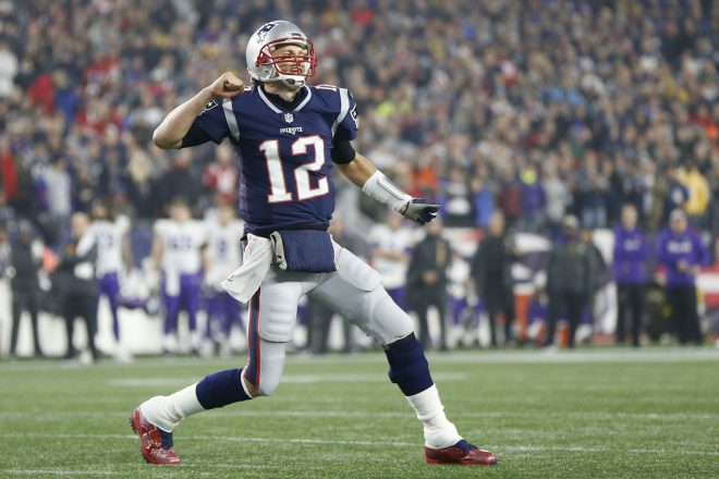 After a Crazy Weekend, Patriots Are on To The Chargers
