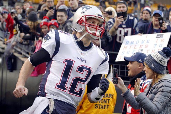 VIDEO: The Top Tom Brady Plays Of 2018